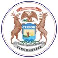 MI Coat of Arms